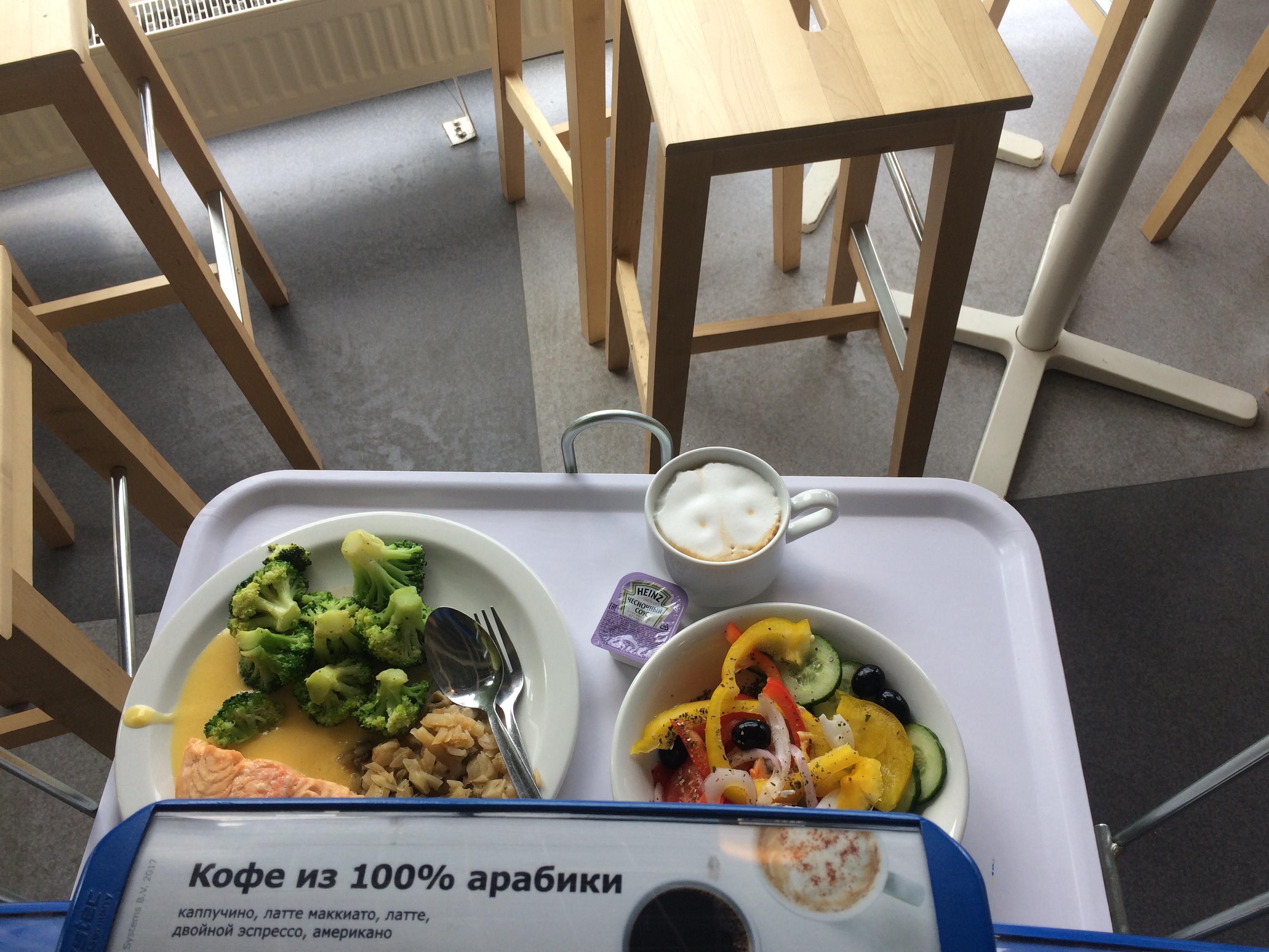 икея ресторан отзывы при похудении