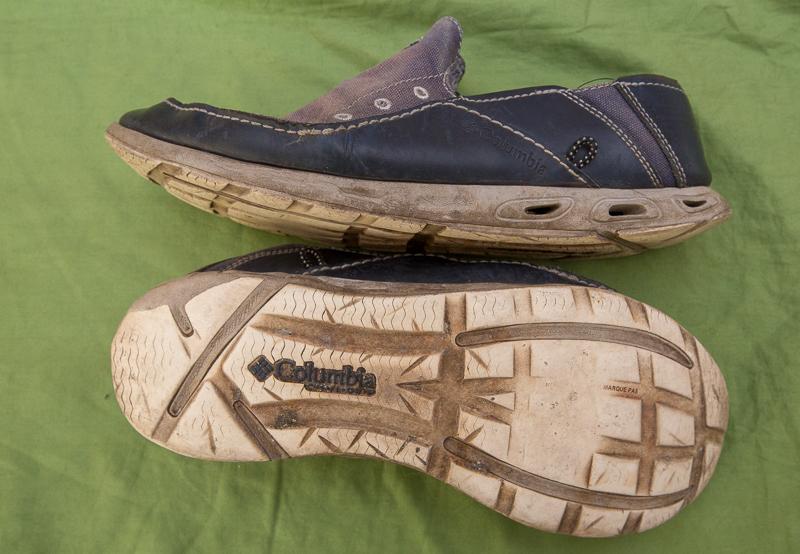 ходьба обувь