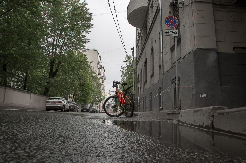 арбатские переулки после пандемии