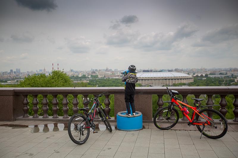 парки москвы когда откроют