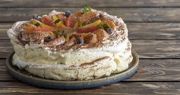 десерт павлова для диабетиков