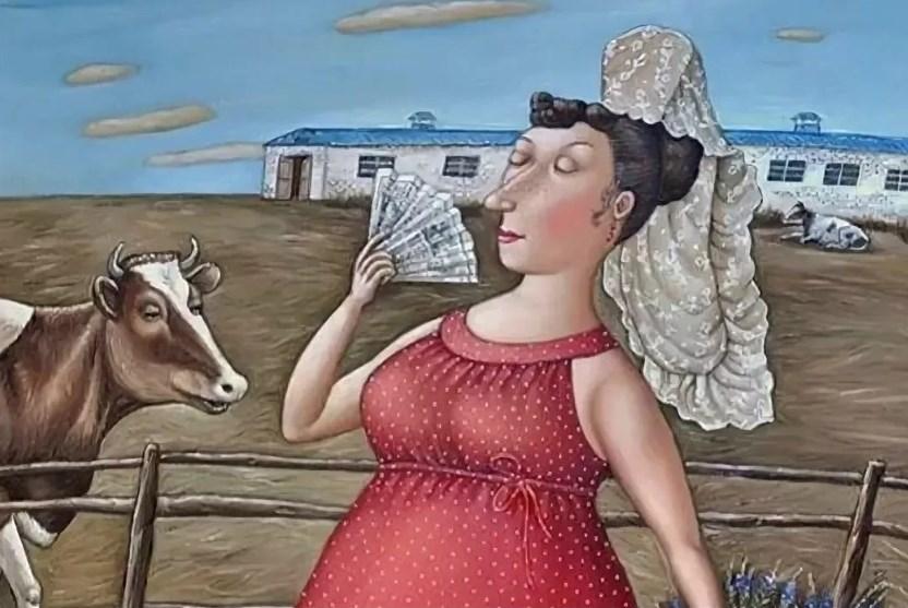 женщина похудела