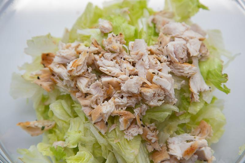 рецепт салата для похудения пошаговый