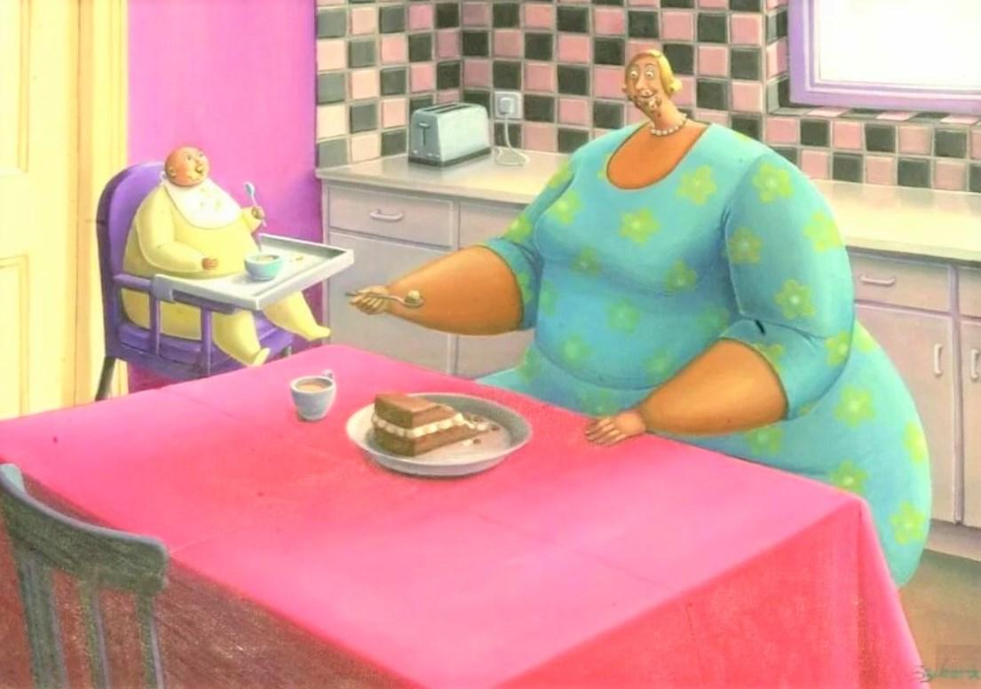 срывы при похудении