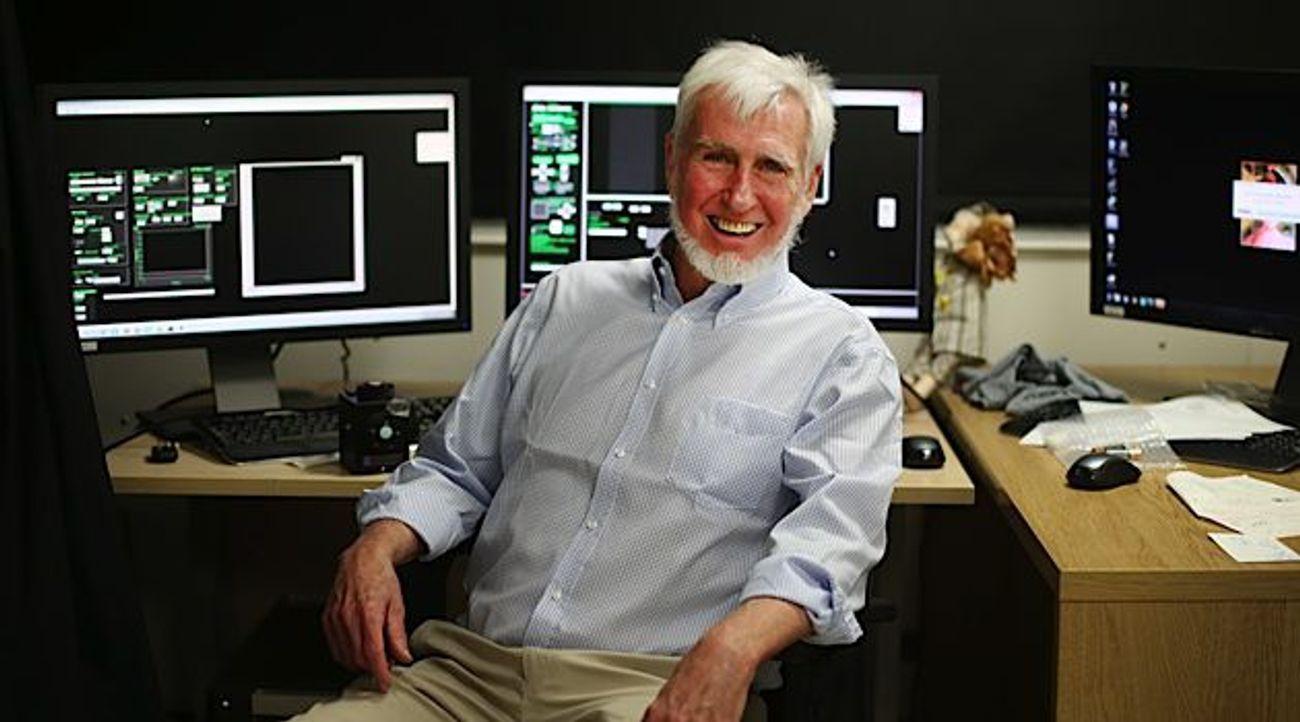 Джон О'Киф (74 года) Нобелевская премия по физиологии или медицине 2014