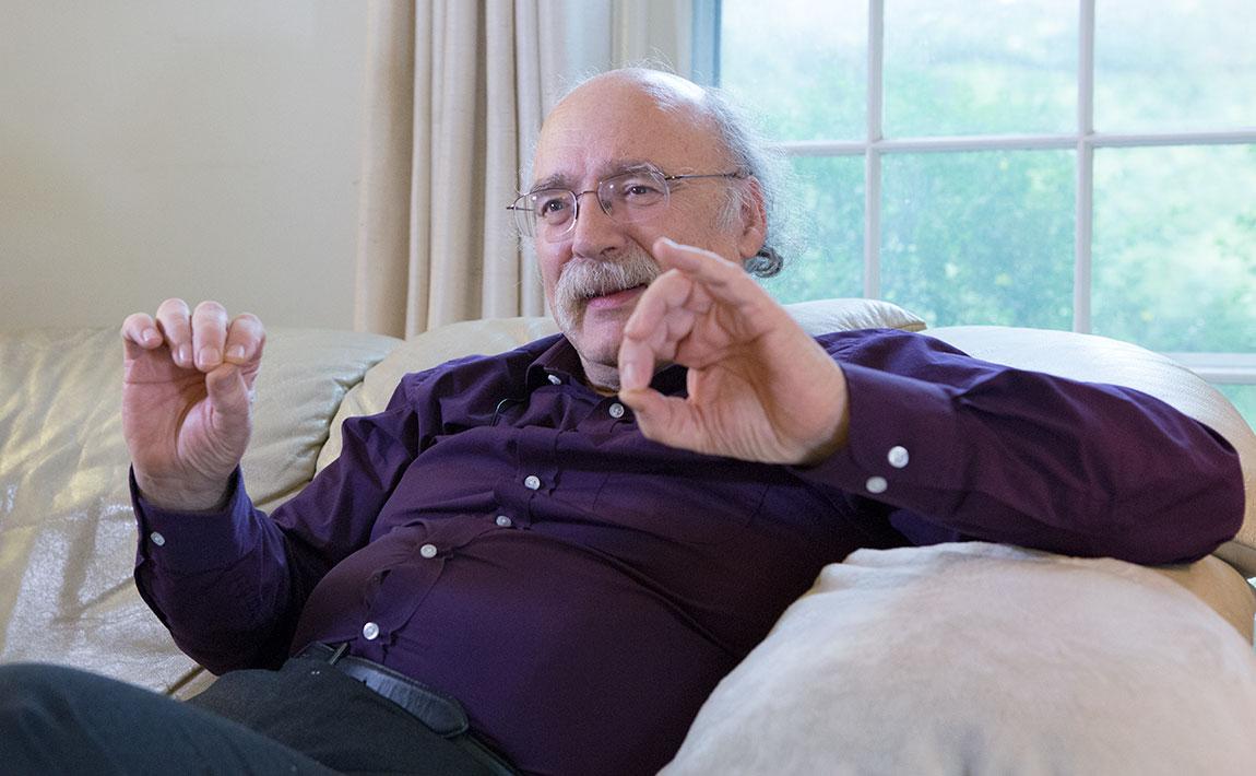 Данкан Холдейн (65 лет) Нобелевская премия по физике 2016