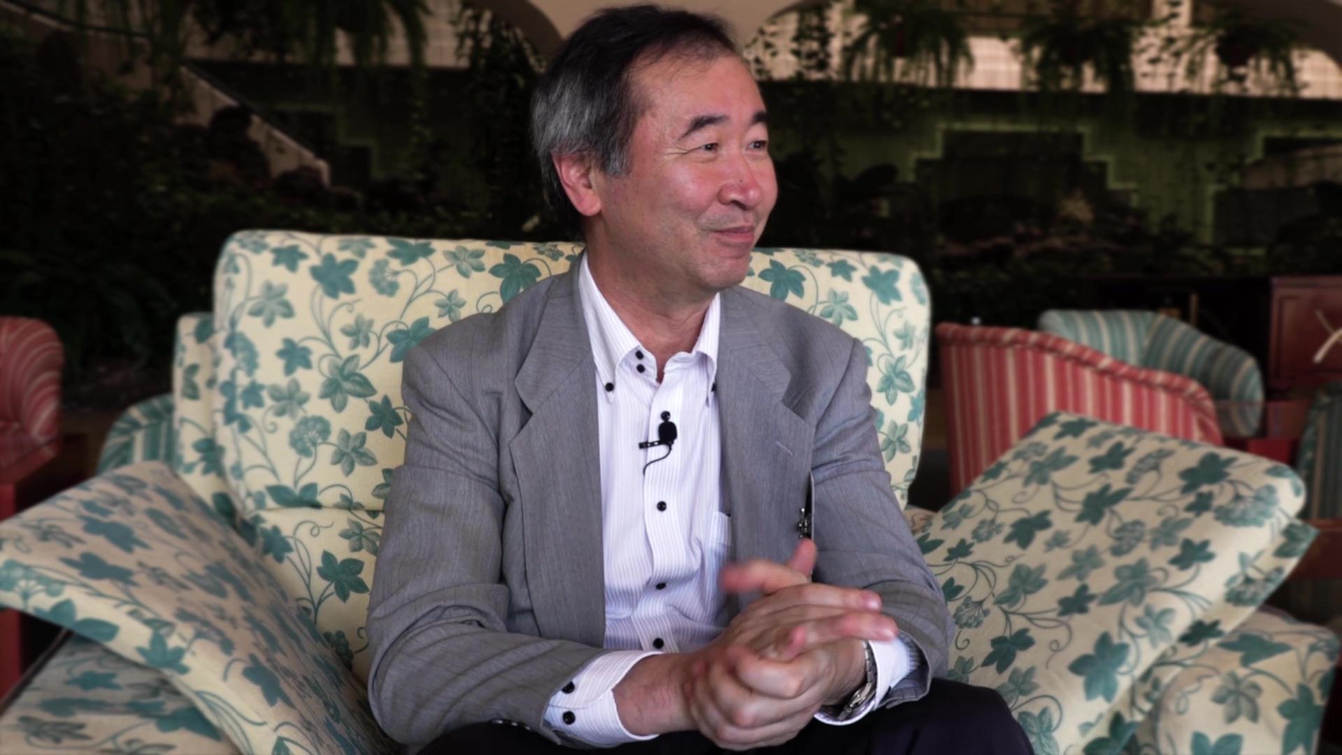 Такааки Кадзита (57 лет) Нобелевская премия по физике 2015