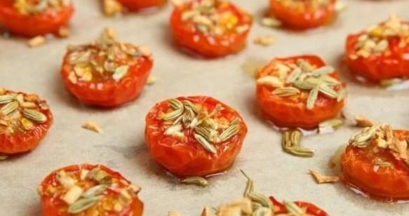 запеченые помидоры