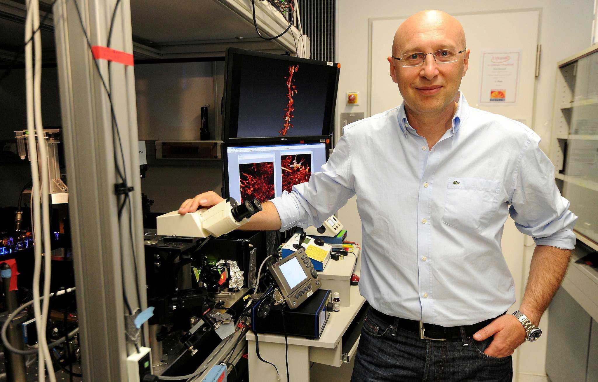 Штефан Хелль (51 год) Нобелевская премия по химии 2014
