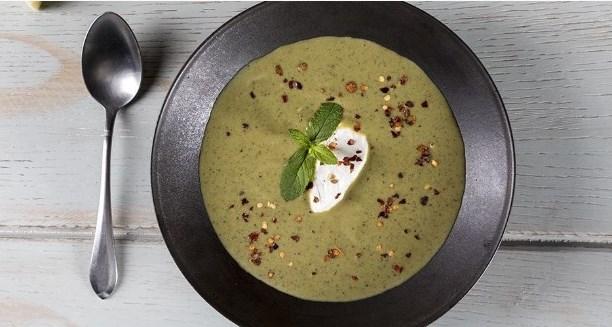 рецепт супа из спаржи