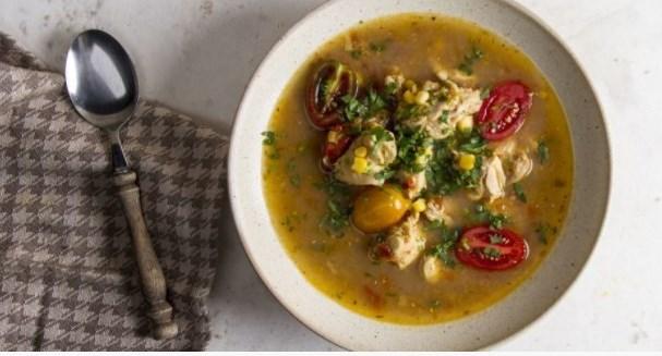 диетический куриный суп для похудения