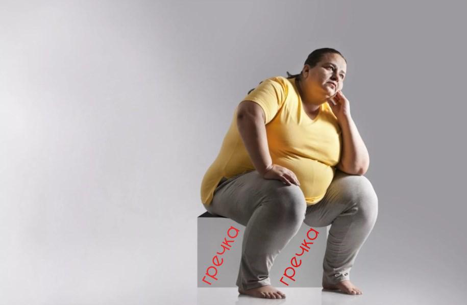 посидеть на гречке для похудения