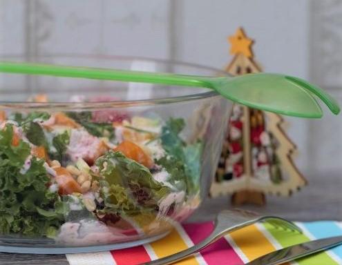 как сделать детокс салат